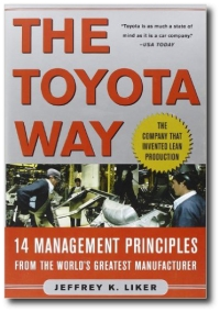 Toyota Way, The, by Jeffery Liker PhD