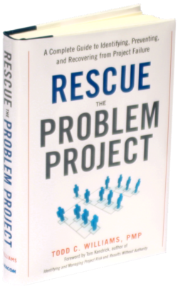 Rescue the Problem Project front cover
